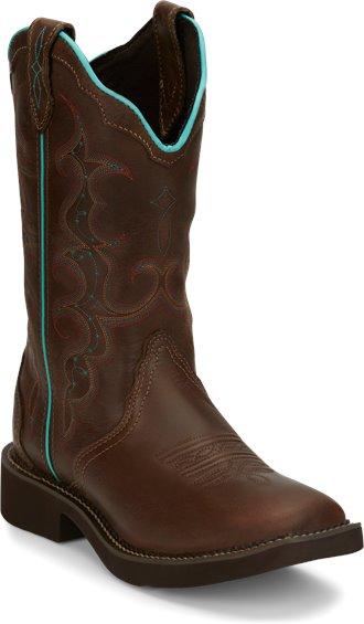 Justin Boots L2900 Raya Tan