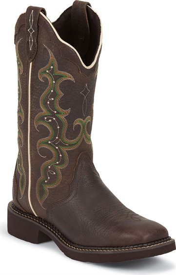Image for COPPER KETTLE COW boot; Style# L2903