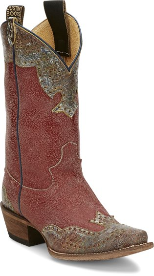 Image for VERA RED boot; Style# L4454