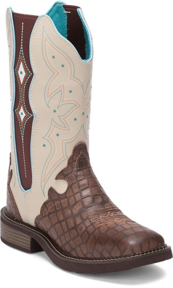 Image for AMELINE BROWN boot; Style# L9516