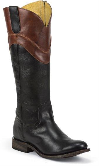 Justin Boots Msl503 Black Wizard