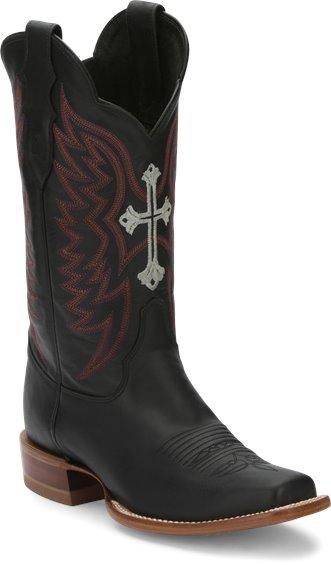 Justin Boots Rml303 Silky Black
