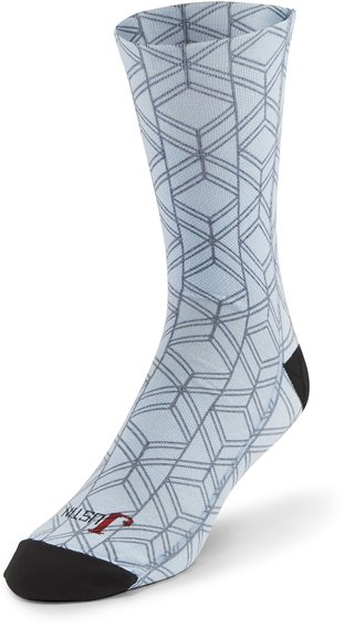 Image for JUSTIN CREW-NAVY TESSALATION ; Style# SOX9490J