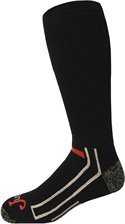 Image for FULL CUSHION OVER THE CALF-BLACK 2-PK ; Style# SOX9509BK