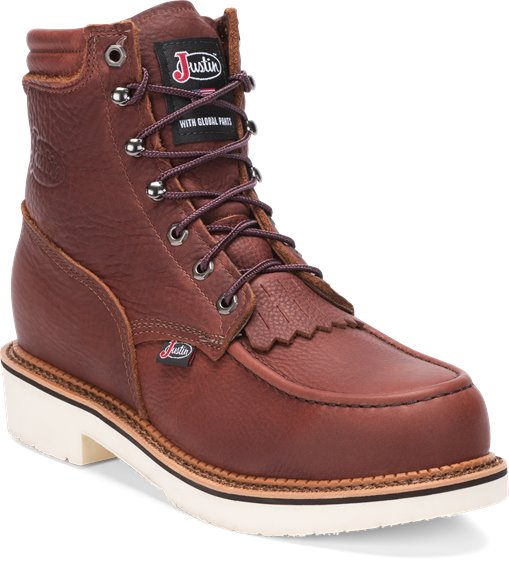 Justin Original Workboots 271 The Carpenter Steel Toe