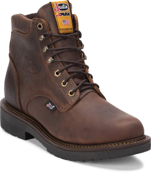 Justin Original Workboots 437 Balusters Bay 6