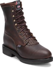 Image for CONDUCTOR BRIAR STEEL TOE 8 boot; Style# 765