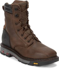 Image for PIPEFITTER TOBACCO STEEL TOE boot; Style# WK200
