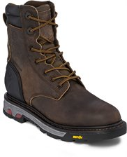 Justin Original Workboots Wk4556 Fielder Brown