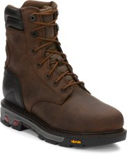 Image for LABORER BROWN WATERPROOF COMP TOE 8 boot; Style# WK217