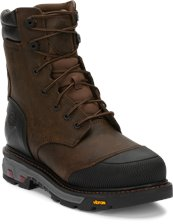 Image for WARHAWK TAN INS WATERPROOF COMP TOE boot; Style# WK261