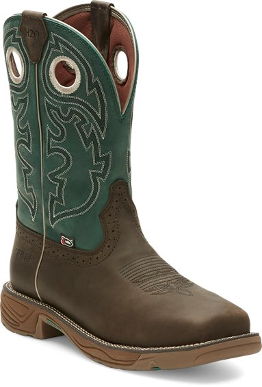 Image for STAMPEDE RUSH BROWN boot; Style# WK4339