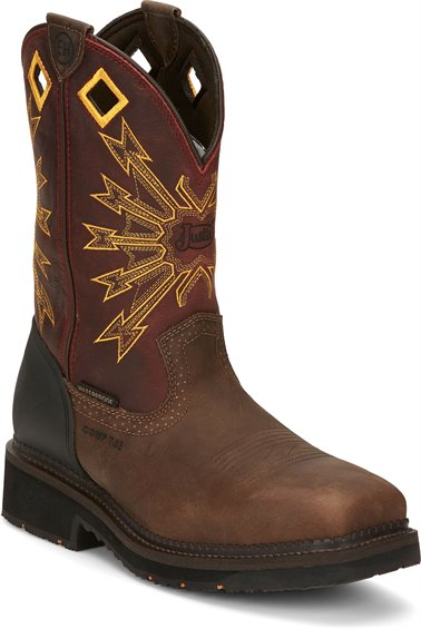 "Image for FLANKER RED 11"" boot; Style# WK4541"