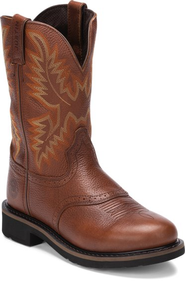 Image for SUPERINTENDENT BROWN boot; Style# WK4655