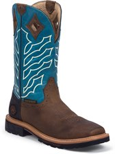 Image for DERRICKMAN BROWN WATERPROOF boot; Style# WK4973