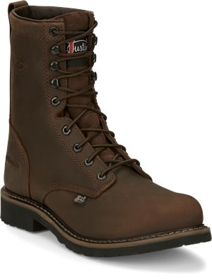 Wyoming Waterproof Justin Original Work Boots Drywall Waterproof ST