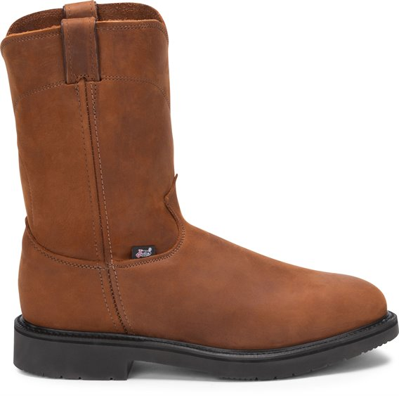 Justin Boots | Conductor Pull On Safety