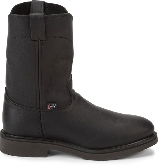 Justin Boots   Conductor Pull On Safety
