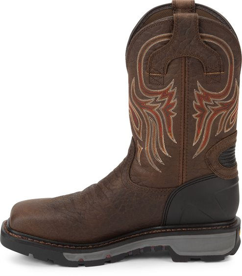 Justin Boots | Driscoll Safety Toe
