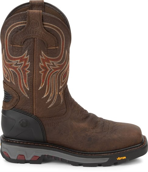 Justin Boots   Driscoll Safety Toe
