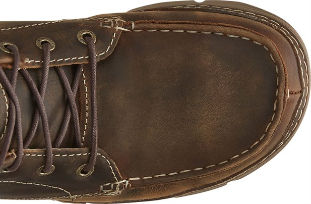 Justin Boots | Tobar Safety Toe Brown