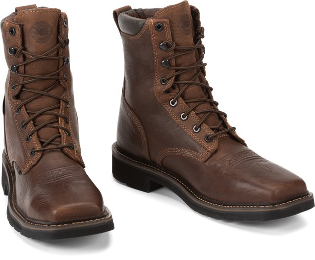 Justin Boots   8\