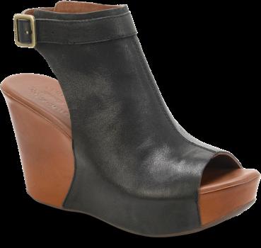 c9159d274d3e Berit - Black Avana Korkease Womens Sandals