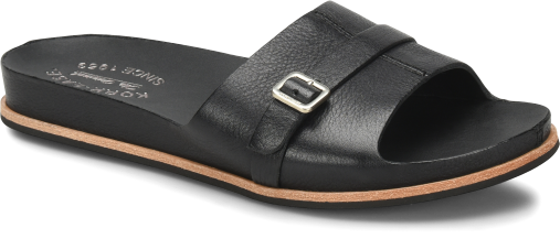 955b20d61 Downey - Black Korkease Womens Sandals