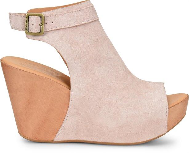 f5ceb2d075ea Berit - Light Pink Korkease Womens Sandals