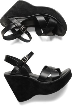 Black/Suede Korkease Bette