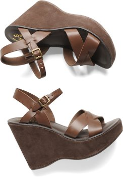 Dark Brown/Suede Korkease Bette