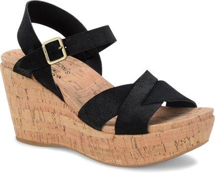 f4815658504 Korkease Ava 2.0 in Black - Korkease Womens Sandals on Shoeline.com
