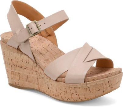 8227a5ff7c4 Korkease Ava 2.0 in Vanilla - Korkease Womens Sandals on Shoeline.com