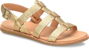 Oro Gold Metallic Korkease Yoga