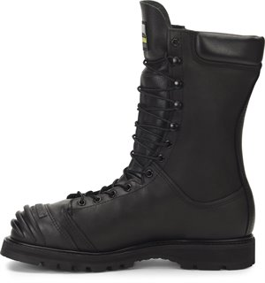 c23f286b6a0 Matterhorn 10 Inch Waterproof Mining Boot in Black - Matterhorn Mens ...
