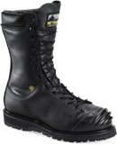 Black Matterhorn 10 Inch Waterproof Mining Boot