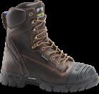 "Men's 8"" Waterproof Boot - Black Coffee"