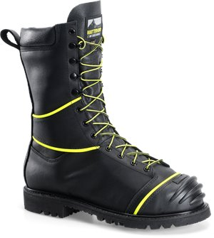 "Black Matterhorn 10"" Waterproof Lace To Toe Insulated Internal"