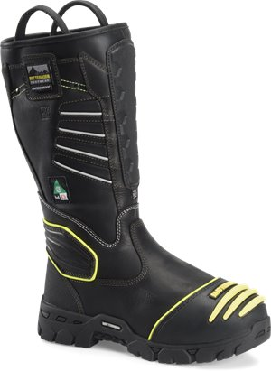 Black Matterhorn 15  Waterproof Internal MetGuard Pull-On
