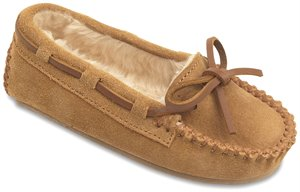 Cinnamon Minnetonka Cassie Slipper