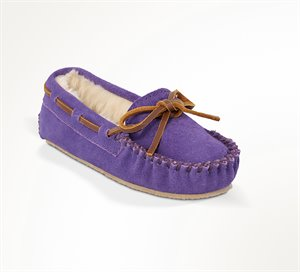 Purple Minnetonka Cassie