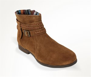 Dusty Brown Minnetonka Dixon Boot
