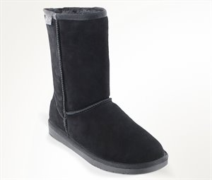 Black                       Minnetonka Olympia Boot