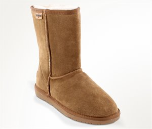 Tan Minnetonka Olympia Boot