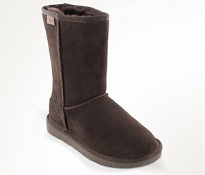 Chocolate Minnetonka Olympia Boot