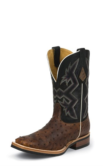 Image for NAVARRO SIENNA FULL QUILL boot; Style# MD5110