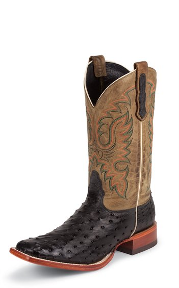 Image for QUICKSILVER BLACK FULL QUILL boot; Style# MD6506