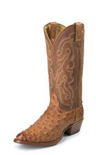 Image for RANDY COGNAC FULL QUILL boot; Style# MD8502