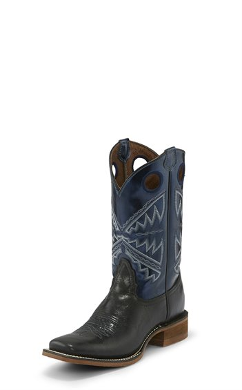 Image for NAIDA METALLIC BLUE boot; Style# NL5418