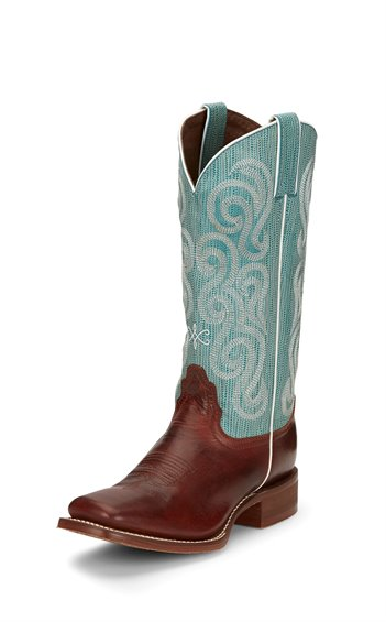 Image for WAVERLY TURQUOISE boot; Style# NL5426
